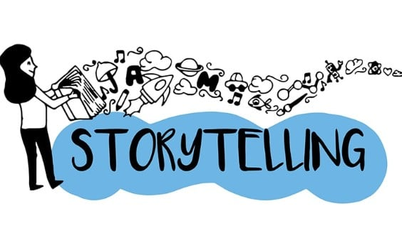 Contoh Story Telling